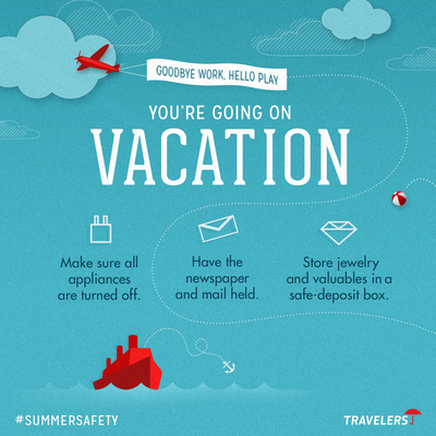 Vacation Checklist Dukes Moore Insurance Agency In